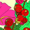 Kid's Coloring: Flowers a ..